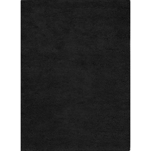 Henley Black 5x8 Solid Rug