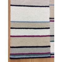 Handmade Wool Modern Ivory/ Silver 5x8 lt1584 Area Rug