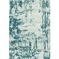 Noura Handloom Tasman Sage / Bismark Green Rug