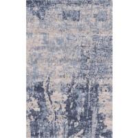 Laria Handloom Turkey Beige / Comet Blue Rug