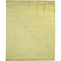 Modern Handloom Silk gold 8' x 9' Rug - pr000619