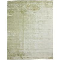 Modern Handloom Silk Green 8' x 10' Rug - pr000621