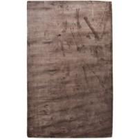 Modern Handloom Silk Brown 5' x 8' Rug - pr000625