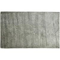 Modern Handloom Silk Grey 5' x 8' Rug - pr000627
