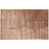 Modern Handloom Silk Brown 5' x 8' Rug - pr000628