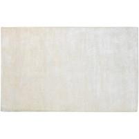 Modern Handloom Silk Ivory 5' x 8' Rug - pr000634