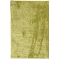 Modern Handloom Silk Green 2' x 3' Rug - pr000637