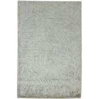 Modern Handloom Silk Grey 2' x 3' Rug - pr000651