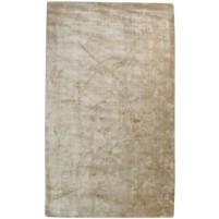 Modern Handloom Silk Brown 5' x 8' Rug - pr000658