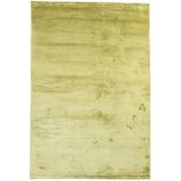 Modern Handloom Silk Gold 5' x 7' Rug - pr000663