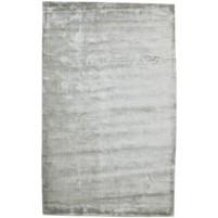 Modern Handloom Silk Grey 5' x 8' Rug - pr000665