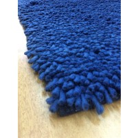 Shag Eyeball Royal Blue 9x12 Rug