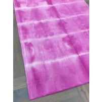 Handmade Woolen Shibori Green Area Rug t-002 5x8