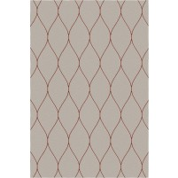 George TS3005 Brown / Copper Wool Hand-Tufted Rug