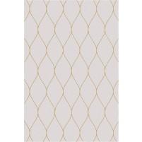 George TS3005 Oatmeal / Gold Wool Hand-Tufted Rug