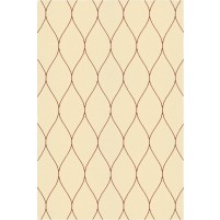 George TS3005 Peach / Copper Wool Hand-Tufted Rug
