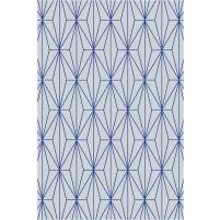 Floyd TS3013 Gray / Blue Hand-Tufted Rug