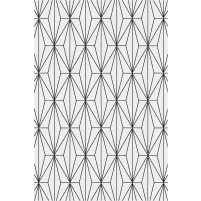 Floyd TS3013 Silver / Black Hand-Tufted Rug