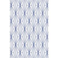Floyd TS3013 Silver / Blue Hand-Tufted Rug
