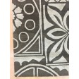 Handmade Wool Floral Brown/ Beige 5x8 lt1053 Area Rug