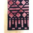 Handmade Wool Modern Black/ Red 5x8 lt1073 Area Rug