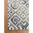Handmade Wool Modern Ivory/ Blue 5x8 lt1074 Area Rug