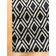 Handmade Wool Modern Black/ Ivory 5x8 lt1078 Area Rug