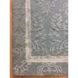 Handmade Wool Persian Blue/ Ivory 5x8 lt1112 Area Rug