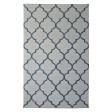 Handmade Wool Modern Ivory/ Gray 5x8 lt1136 Area Rug